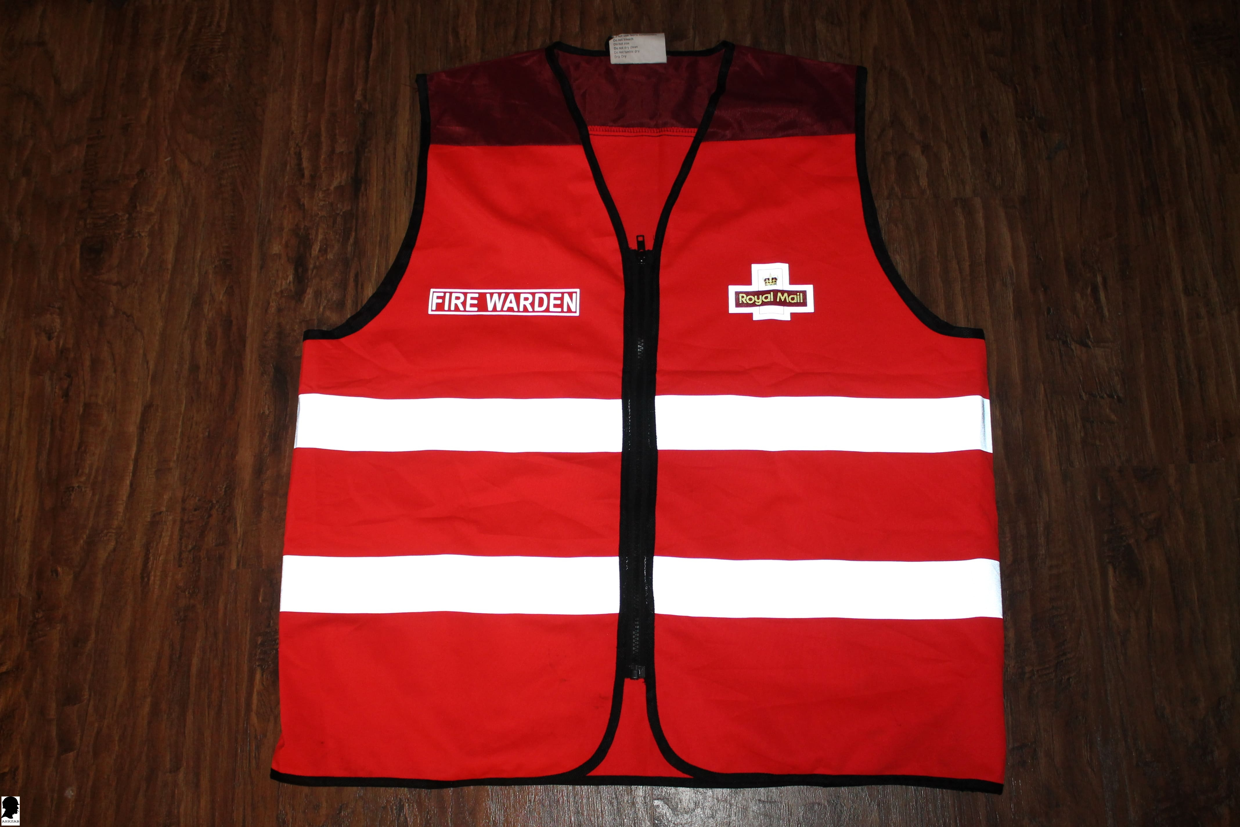 Жилет Royal mail FIRE WARDEN