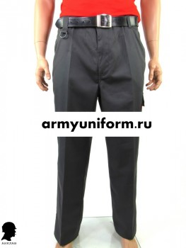 Брюки Royal Mail Gray