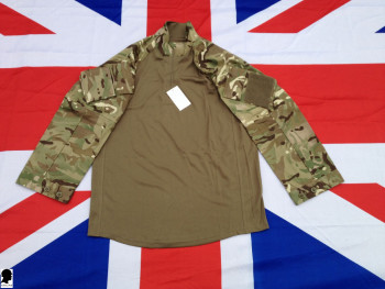 Combat Shirt GB coyote